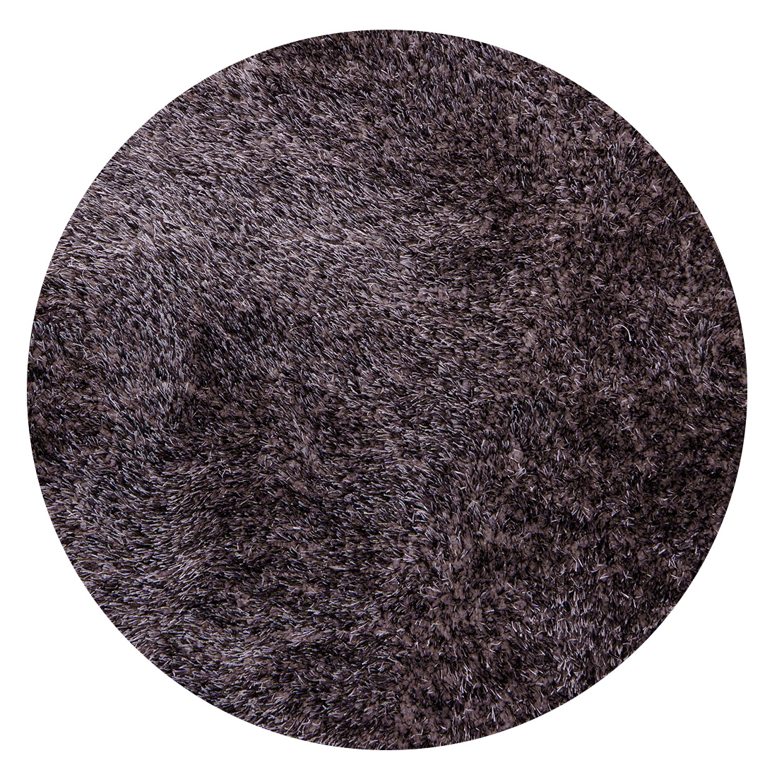 Rond Vloerkleed Xilento Loft Moon Grey