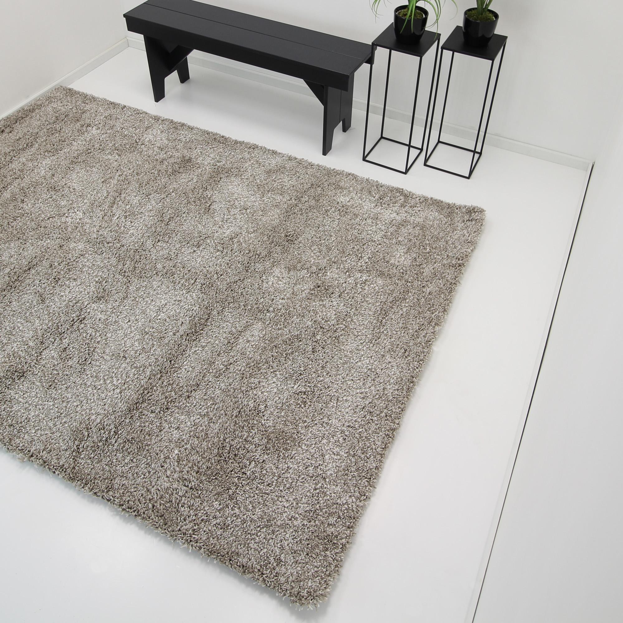 Vloerkleed San Francisco Silver Frost | 300 x 400 cm