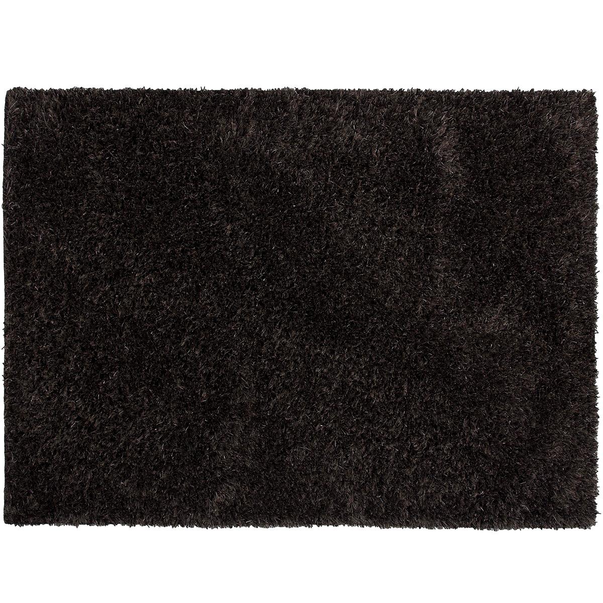 Vloerkleed Brinker Peace Anthracite Black | 200 x 290 cm
