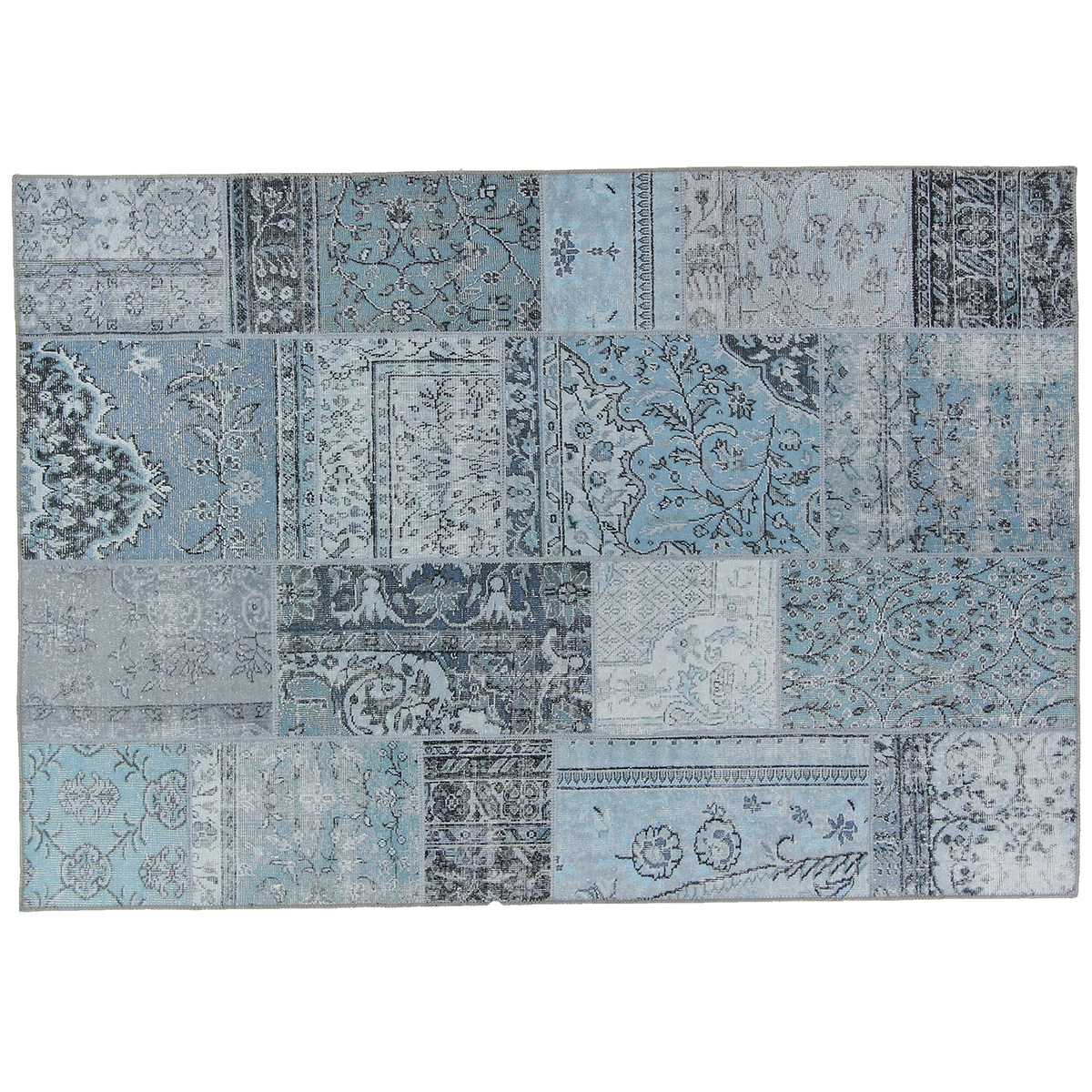 Vloerkleed Brinker Bukan Light Blue | 160 x 230 cm