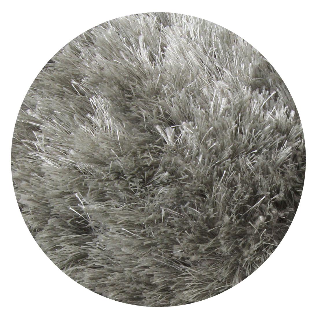 Rond Vloerkleed Xilento Magnifique Silver