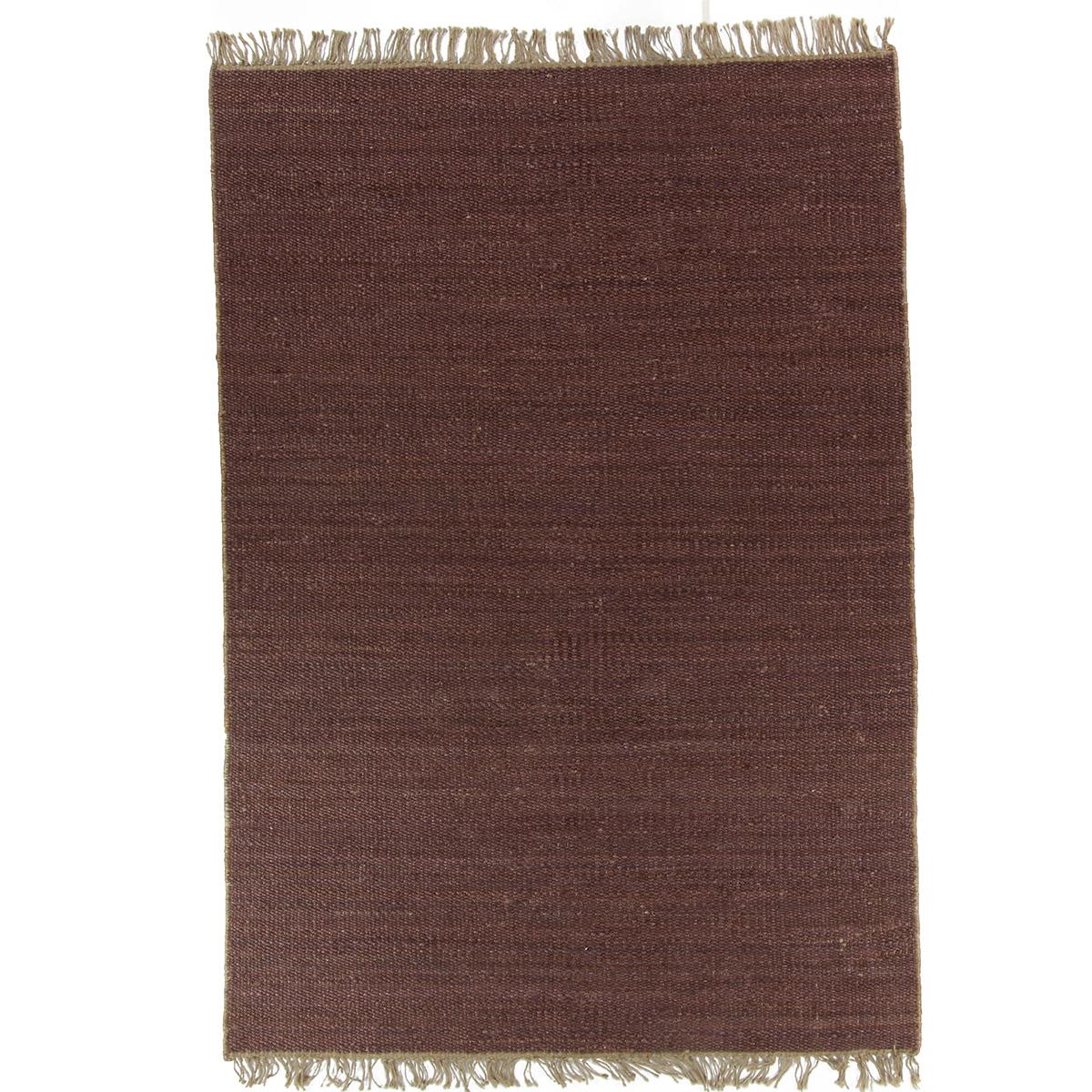 Vloerkleed Brinker Slam Brown | 160 x 230 cm