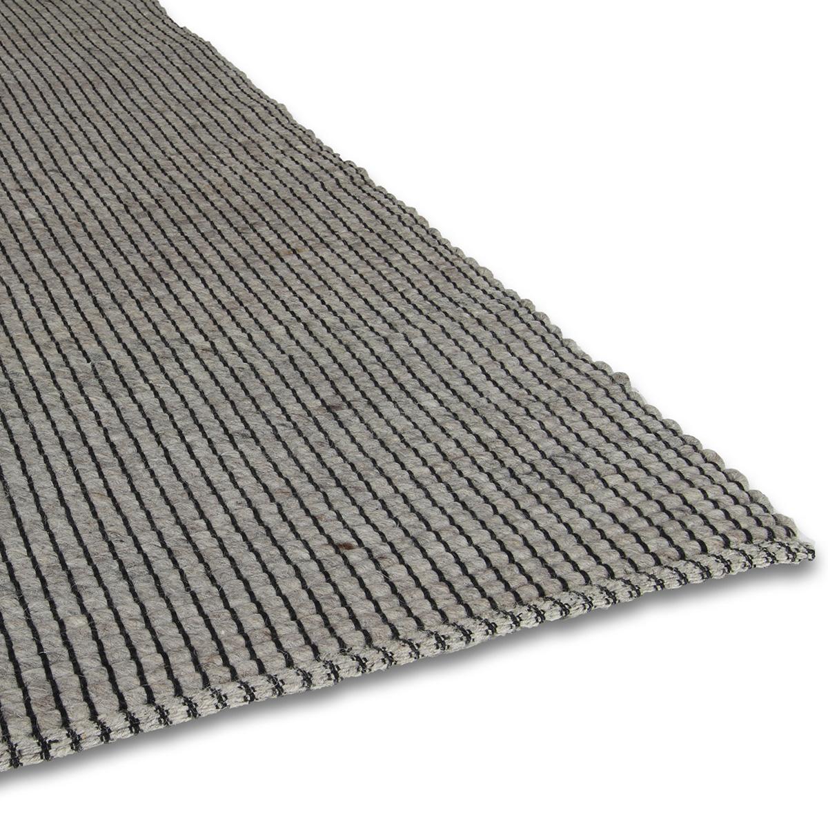 Vloerkleed Brinker Beatbridge Grey | 160 x 230 cm