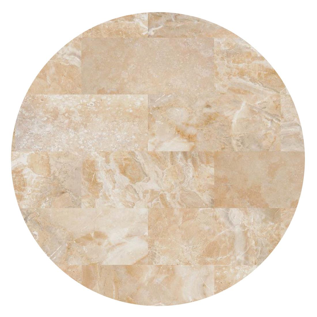 Rond Vloerkleed Desso Sense of Marble 1908