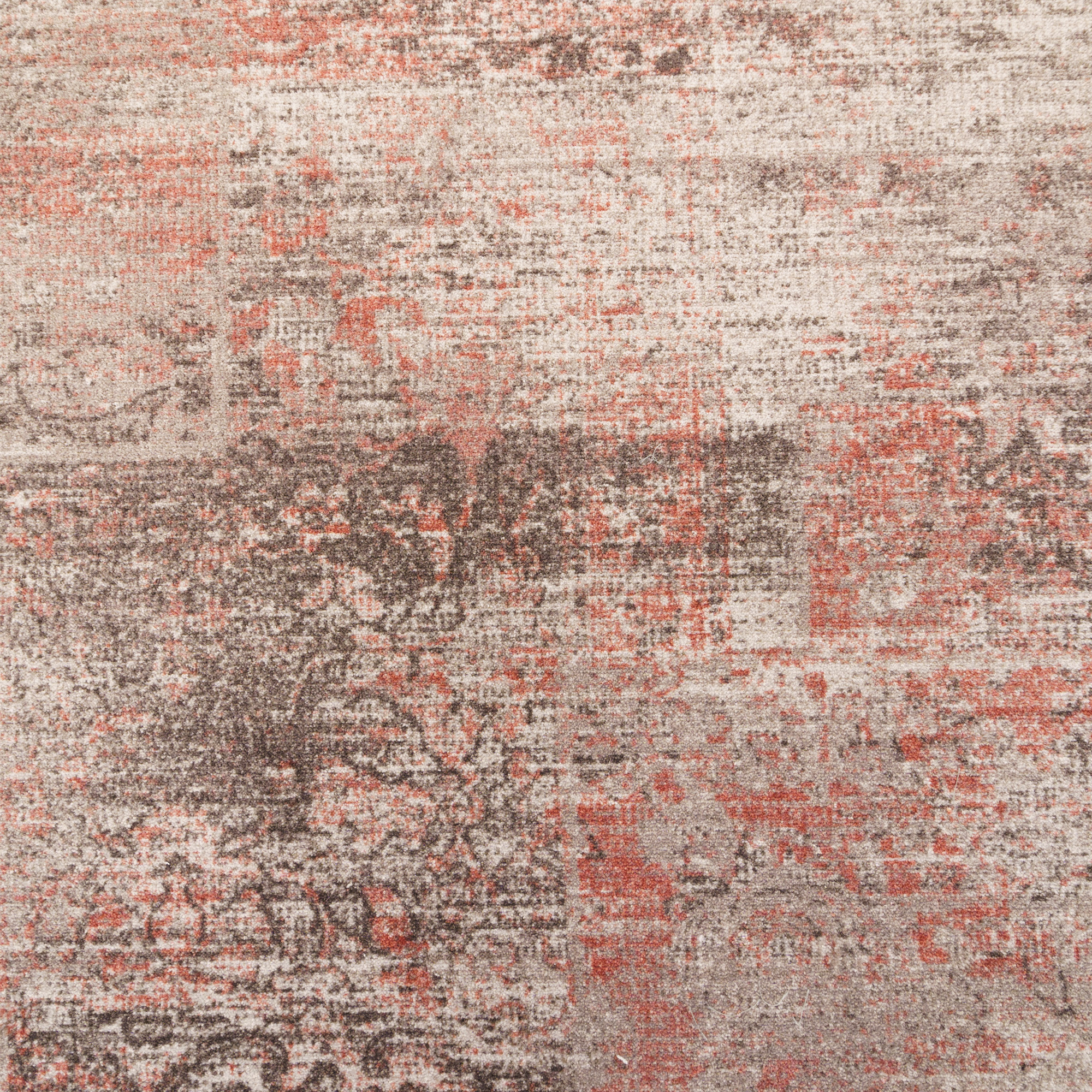 Vintage Vloerkleed Raw Greige Terra