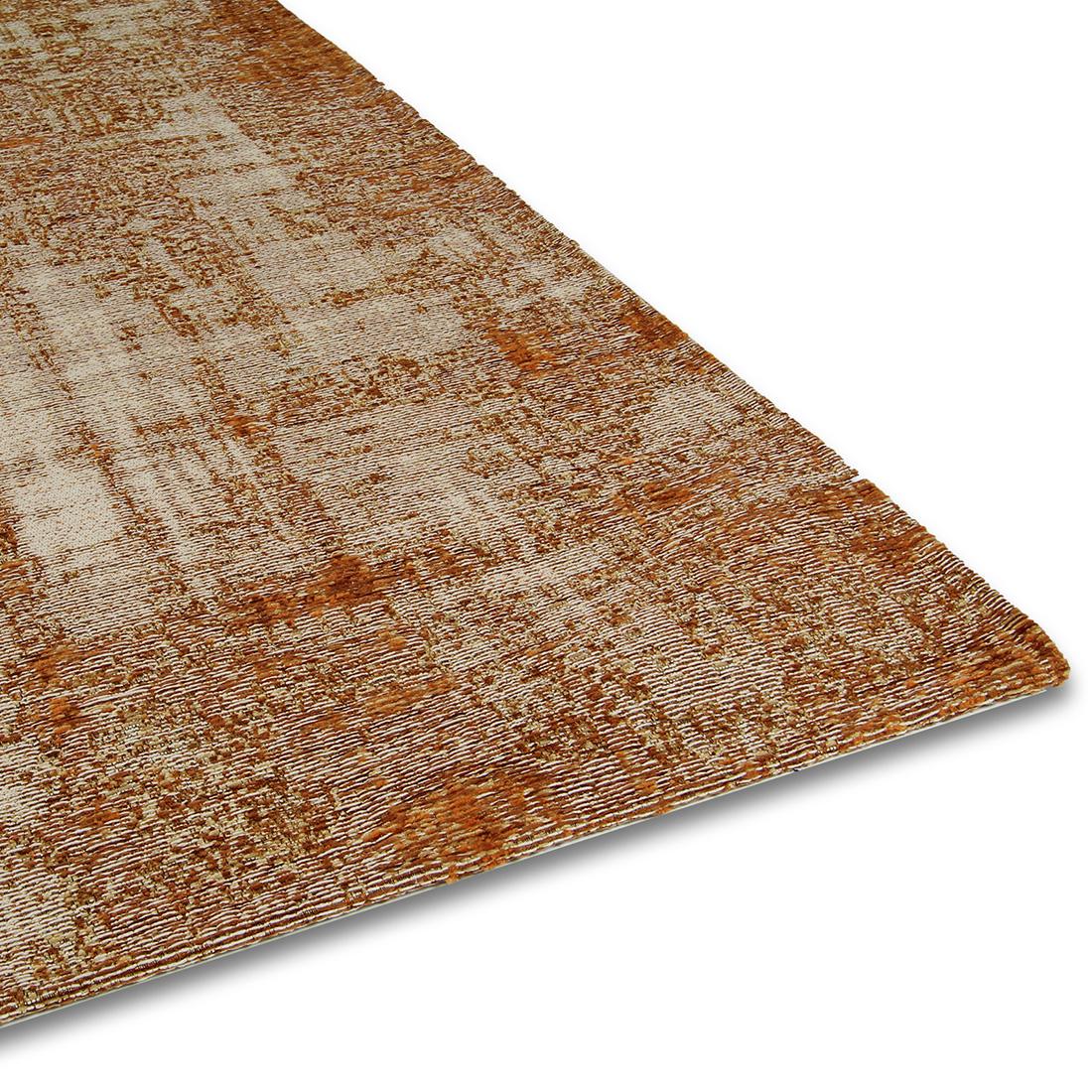 Vloerkleed Brinker Grunge Rust | 200 x 300 cm