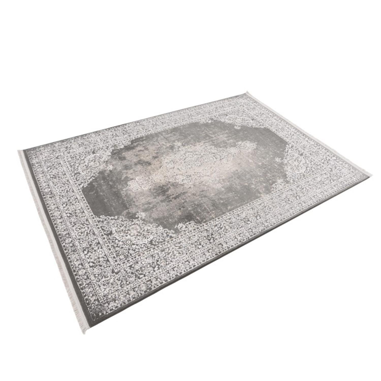 Vloerkleed Lalee Pierre Cardin Trocadero 703 Silver | 200 x 290 cm
