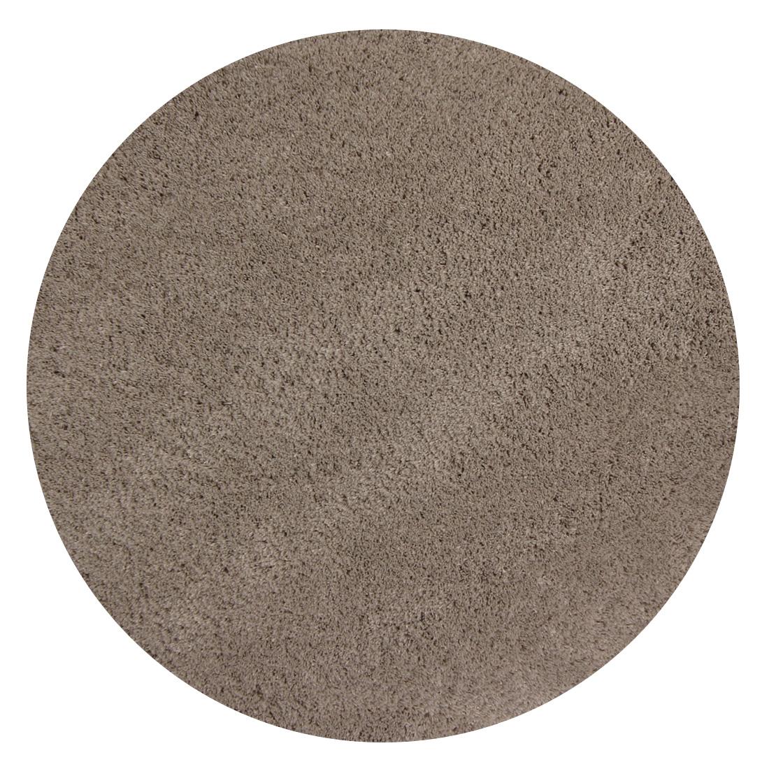 Rond Vloerkleed Xilento Silky Soft Stone