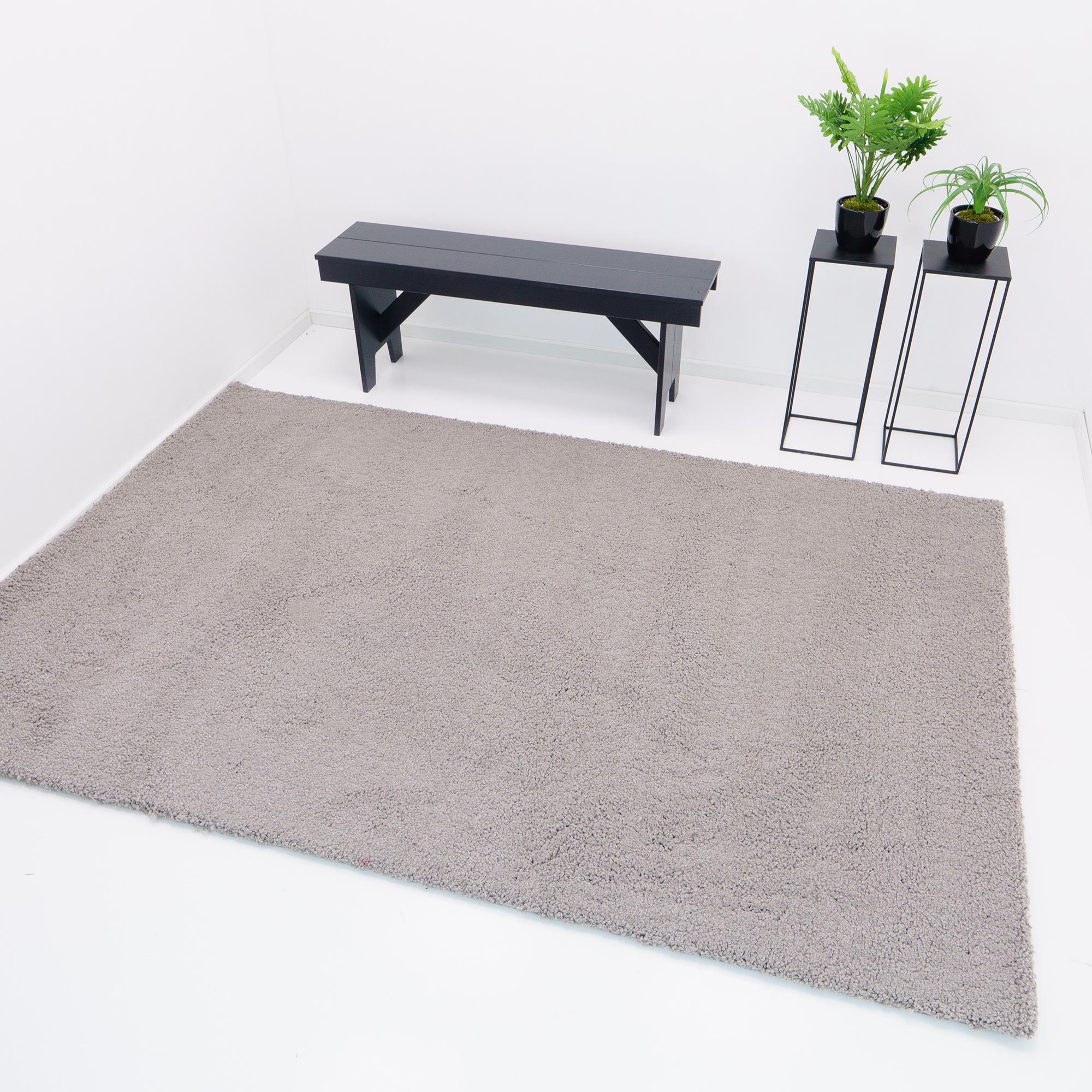 Rond Vloerkleed Xilento Grandeur Grey