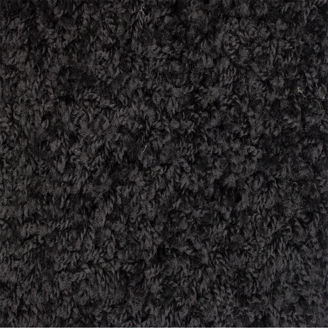 Vloerkleed Miami Zwart | 170 x 230 cm