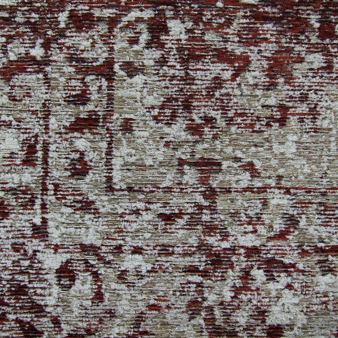 Vloerkleed Brinker Meda Wine Red | 200 x 300 cm