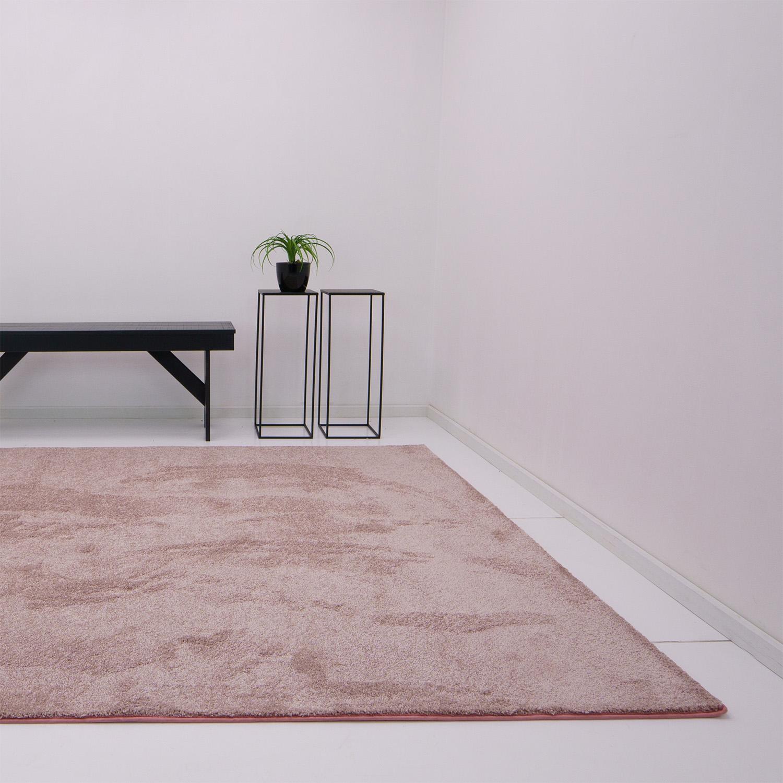 Vloerkleed Xilento Living Roze | 200 x 300 cm