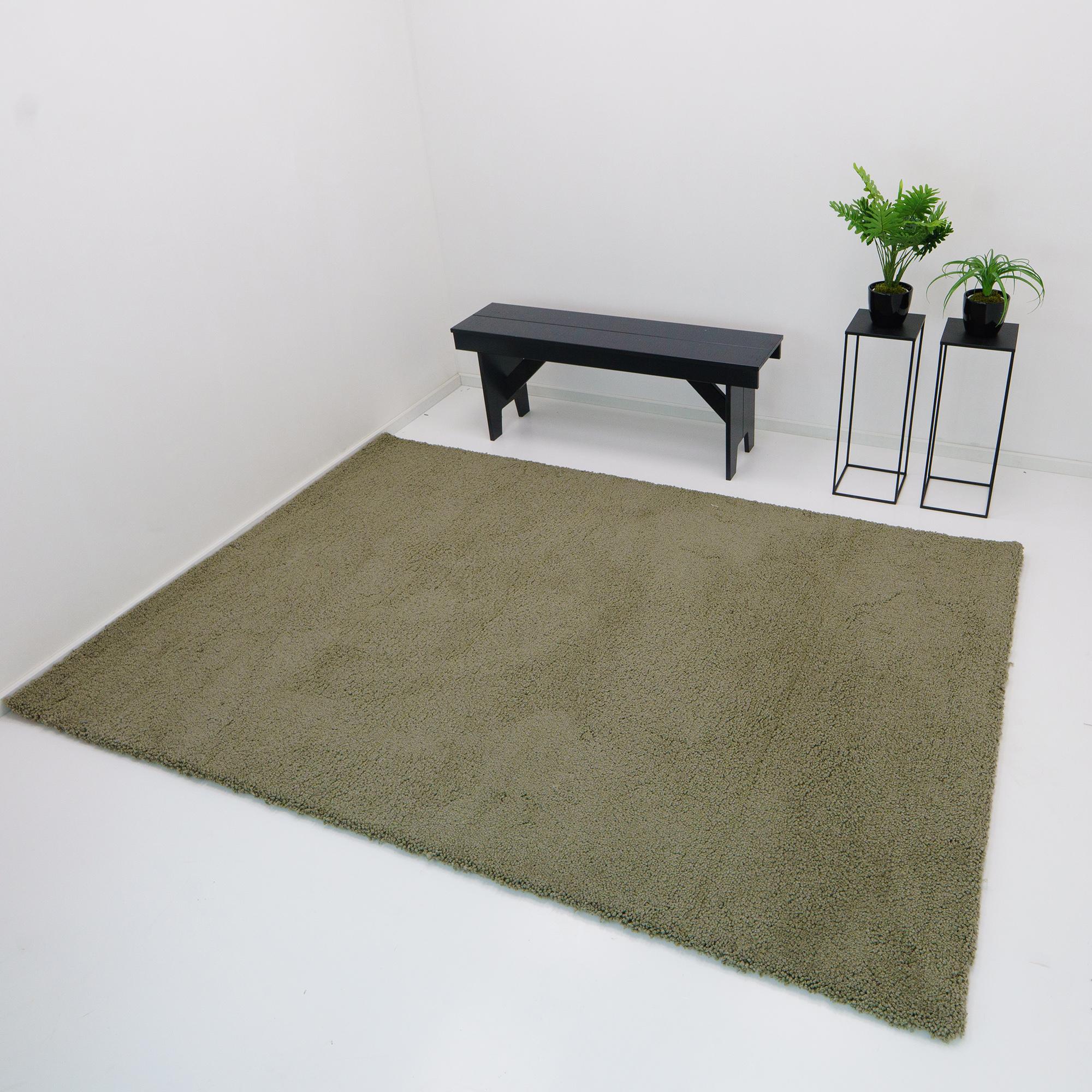Vloerkleed Xilento Grandeur Green