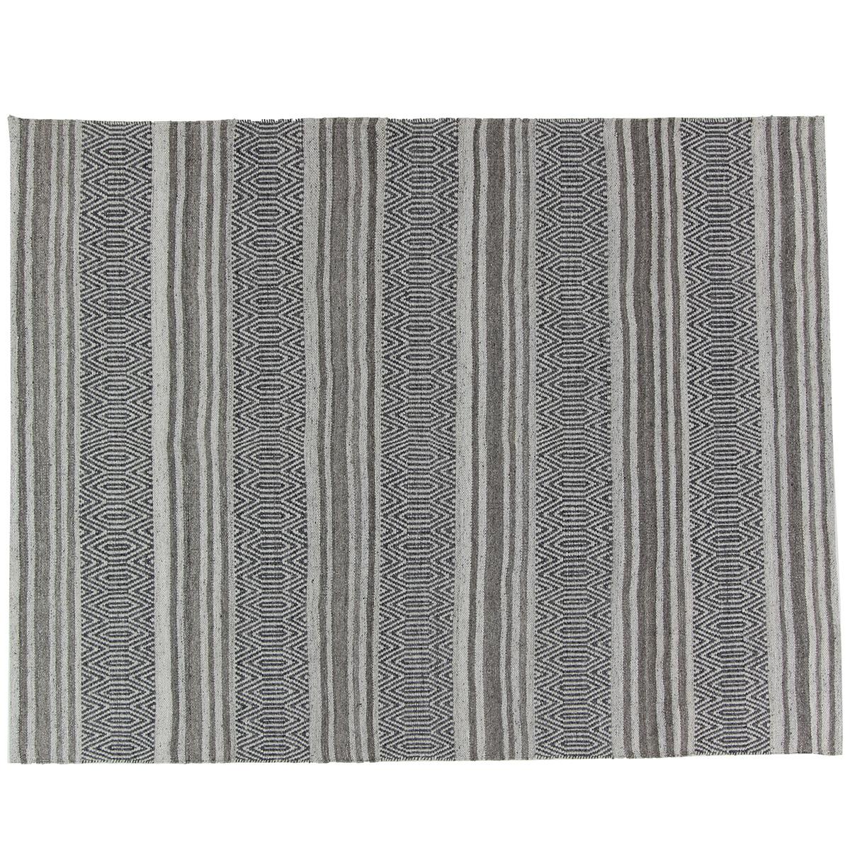 Vloerkleed Brinker Rain Grey | 200 x 290 cm