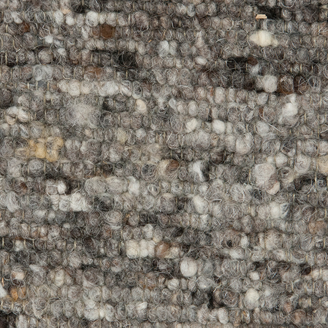 Vloerkleed Xilento Sweet Dark Grey | 170 x 230 cm