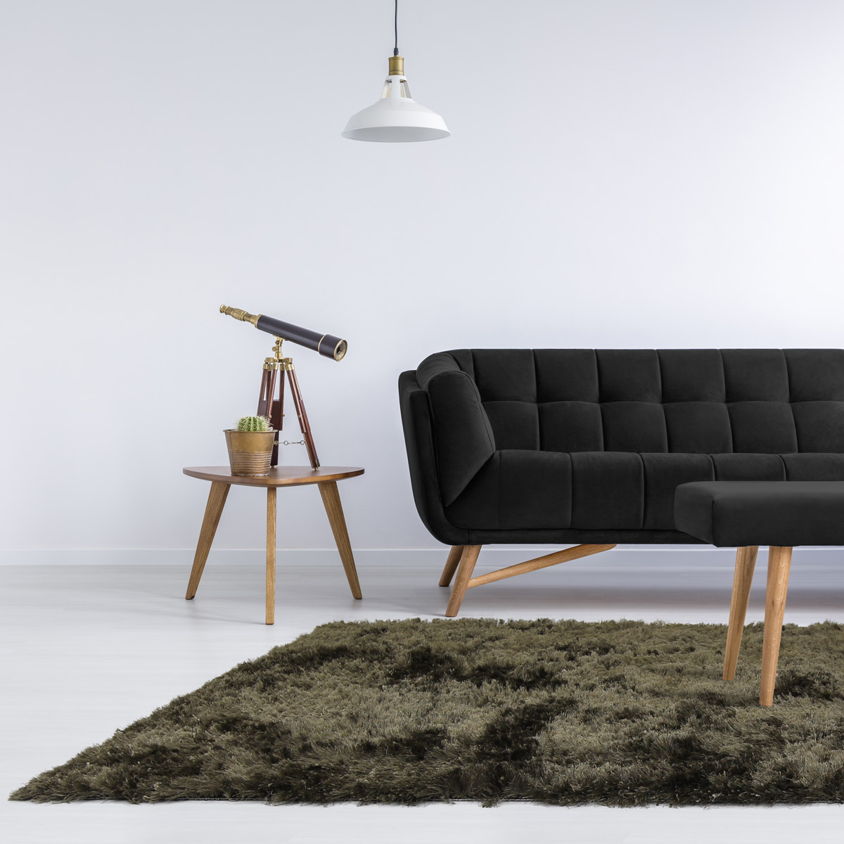 Vloerkleed Xilento Magnifique Brons | 200 x 300 cm