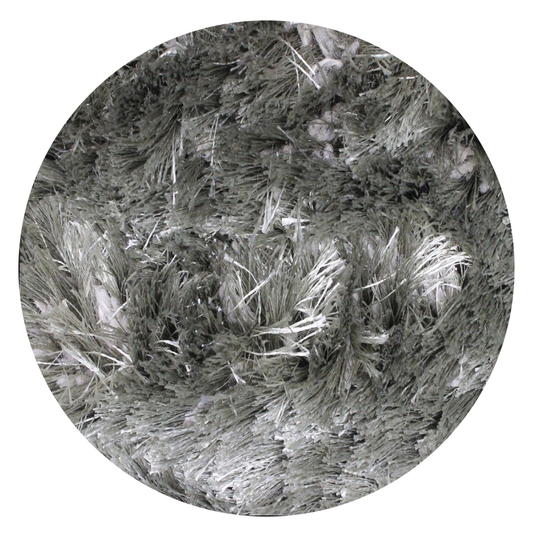Rond Vloerkleed Four Seasons Ash