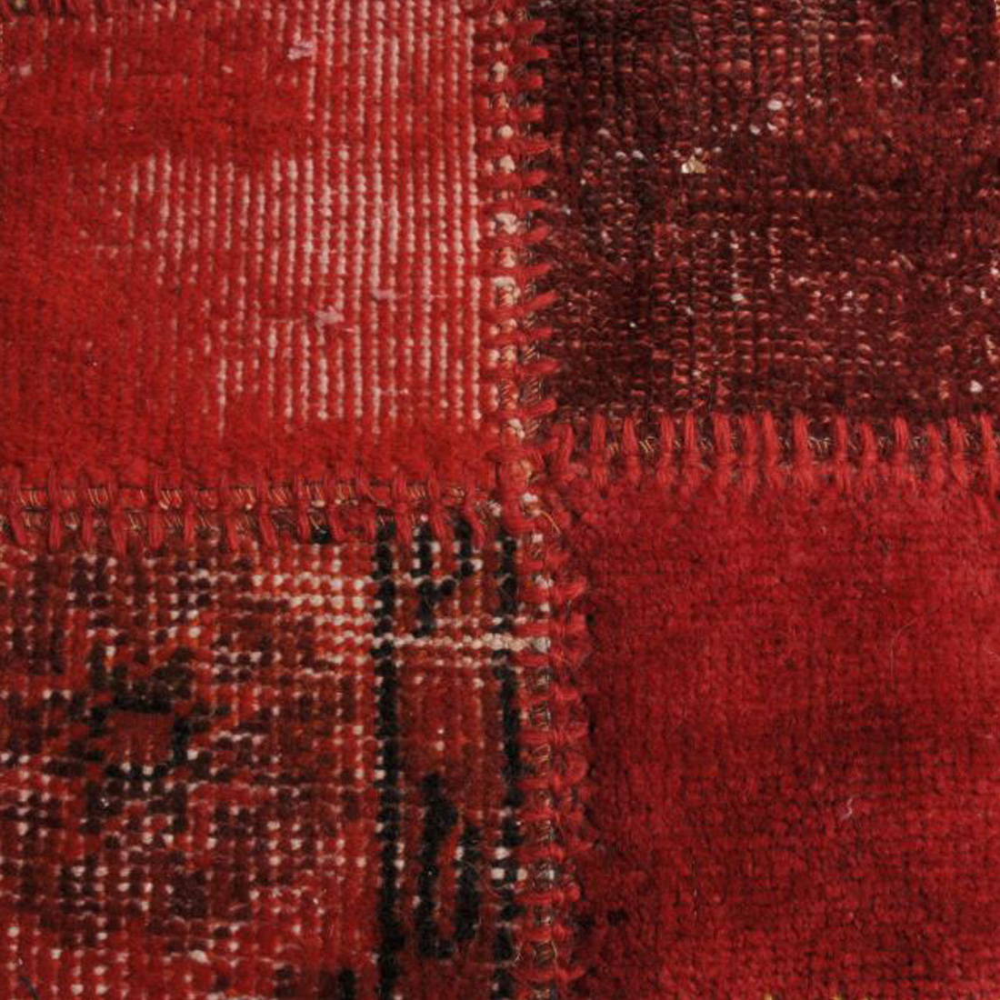 Vintage Vloerkleed Antique Handgeknoopt Red | 170 x 230 cm