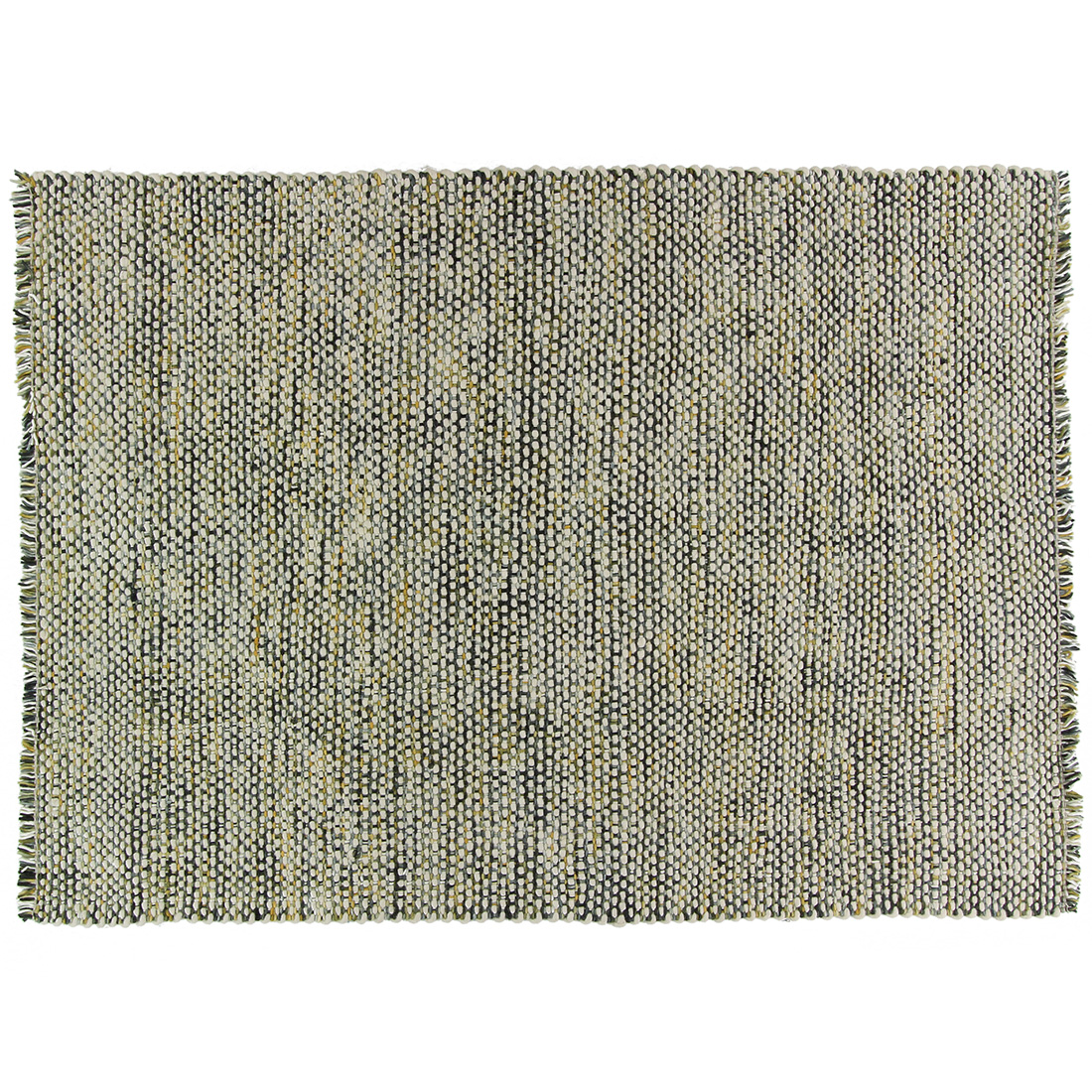 Vloerkleed Brinker Sunshine Gold Green Multi | 170 x 230 cm