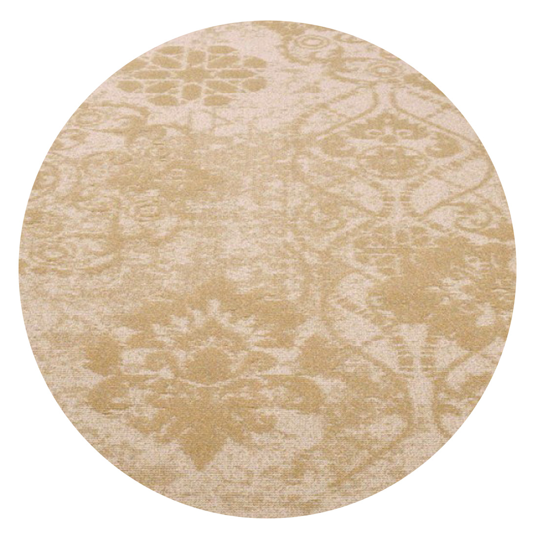 Rond Vintage Vloerkleed Desso Patterns AA17-1857