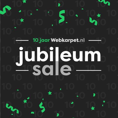 Jubileum Sale