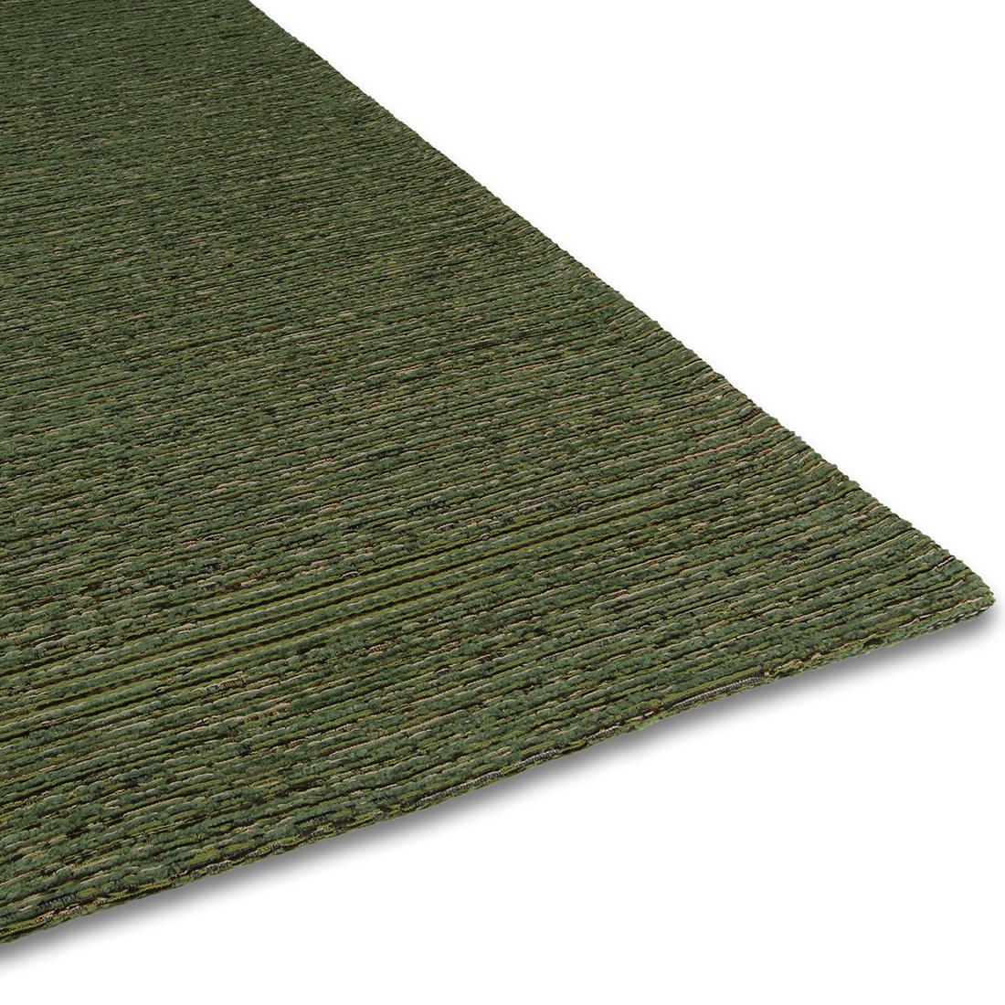 Vloerkleed Brinker Bolzano Army Green | 200 x 300 cm