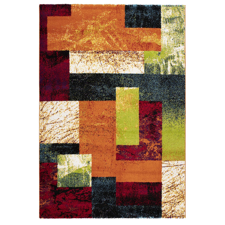 Vloerkleed Lalee Home Espo 303 Blocks | 80 x 150 cm