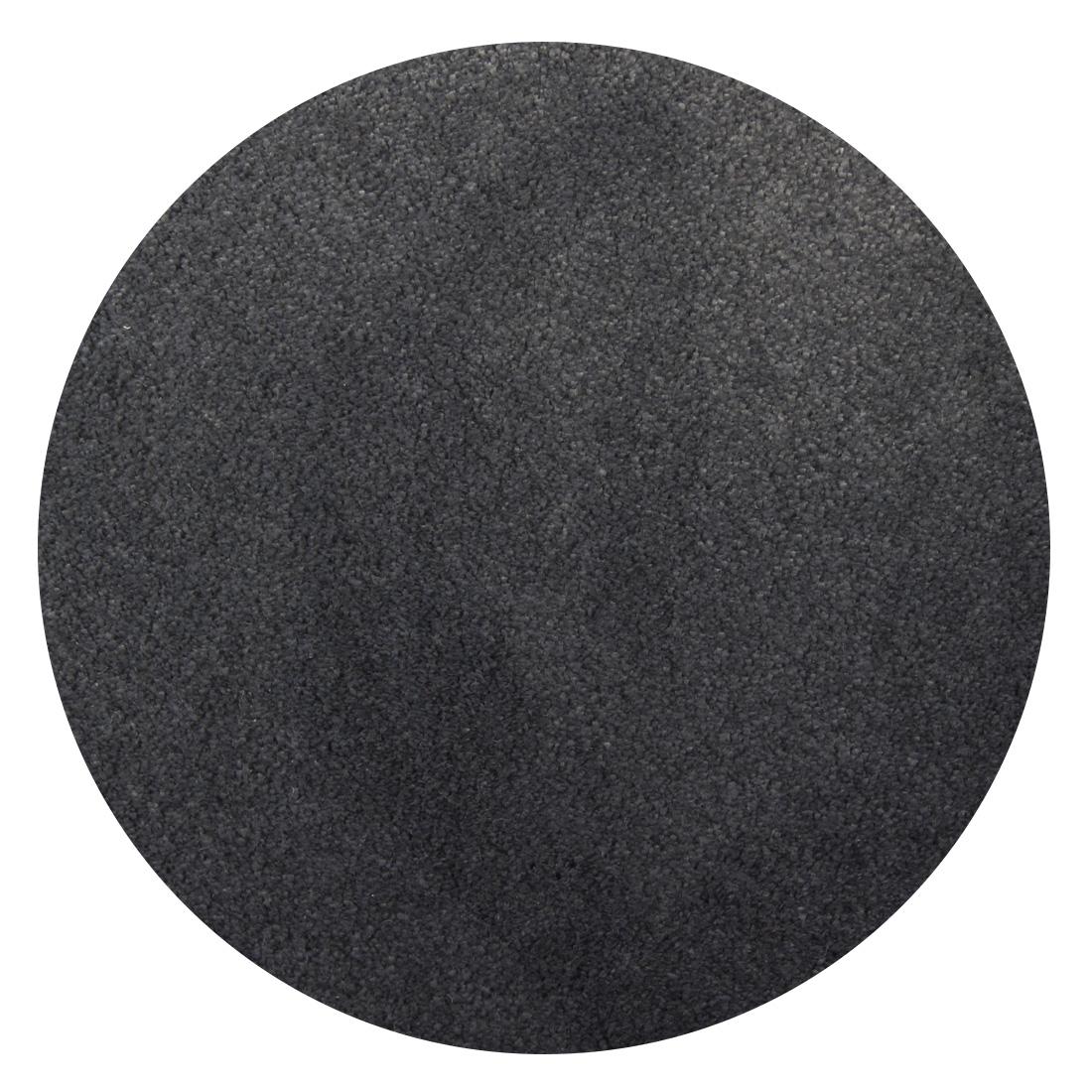 Rond Vloerkleed Xilento Touch Iron (extra zacht)