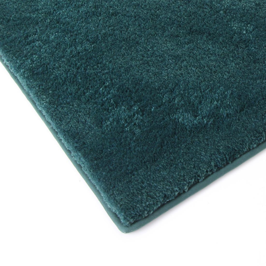 Vloerkleed Xilento Touch Azure Green (extra zacht)