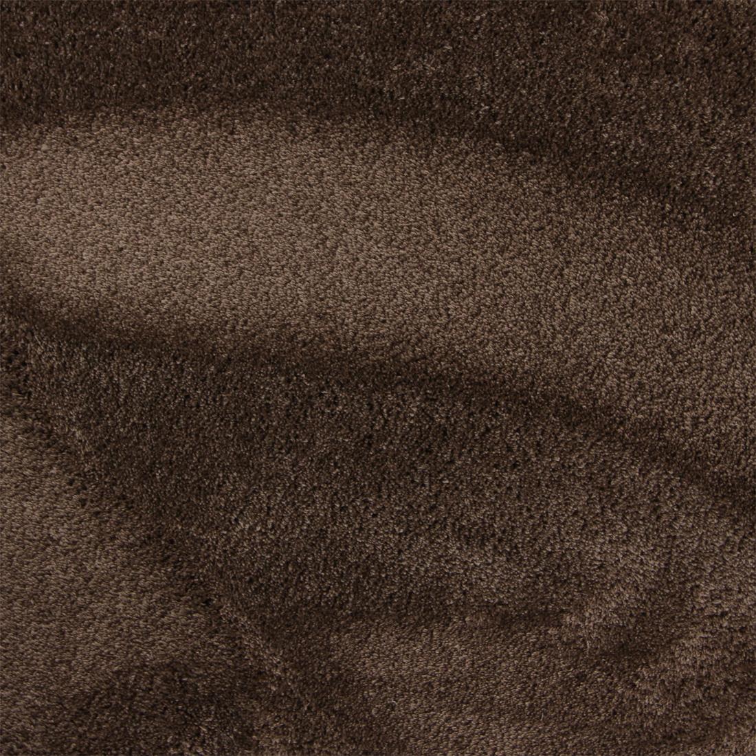 Rond Vloerkleed Xilento Silky Soft Koper