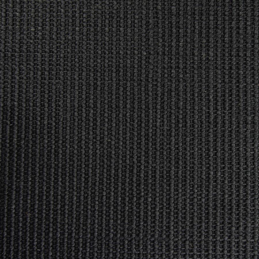 Sisal Vloerkleed Lima Zwart