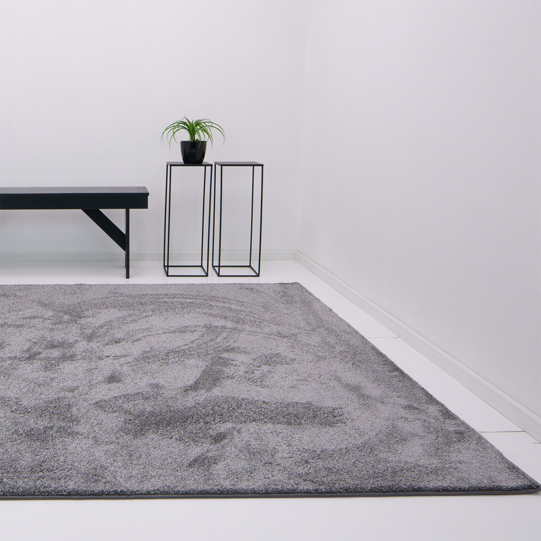 Vloerkleed Xilento Living Platinum | 200 x 300 cm