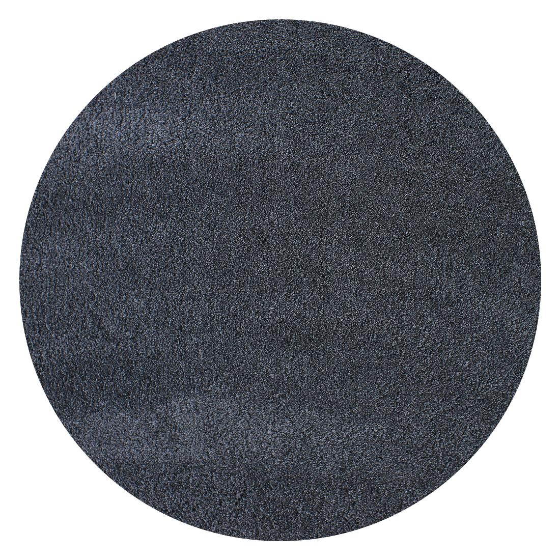 Rond vloerkleed Xilento Amazing Anthracite