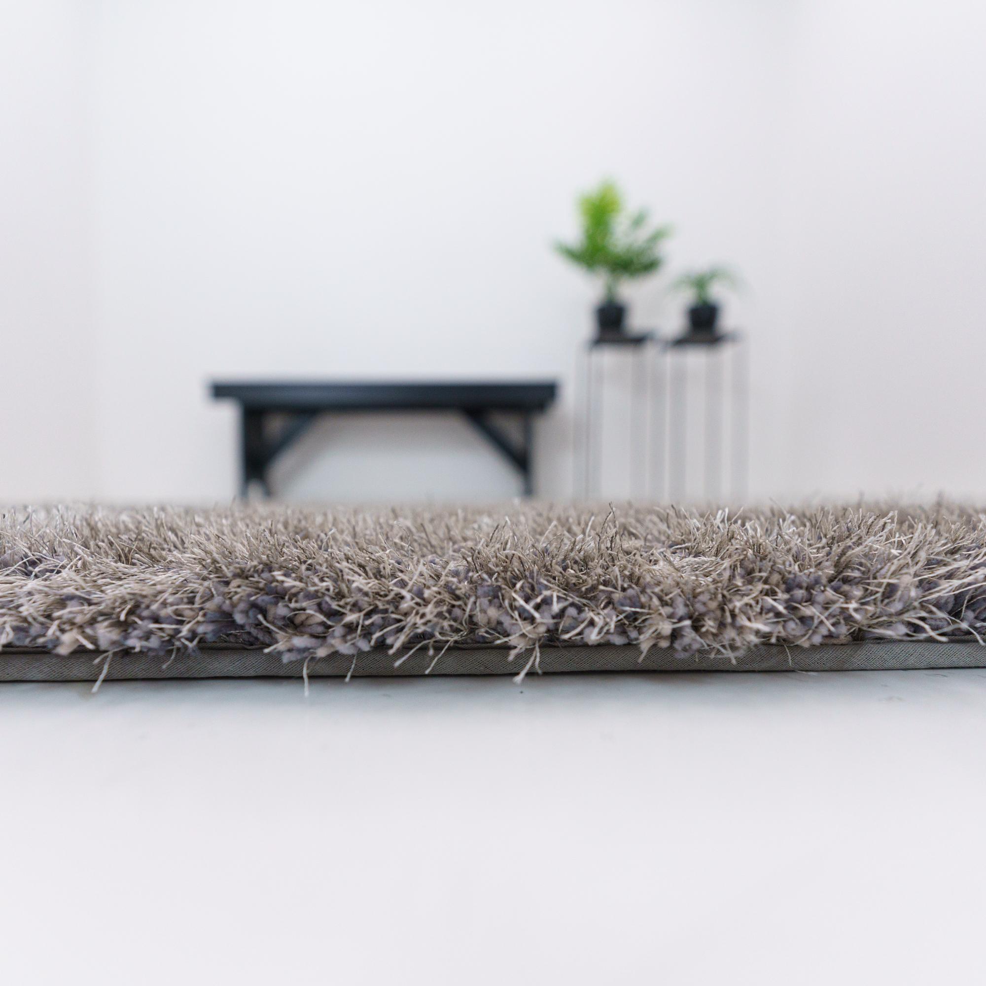 Vloerkleed Xilento Twinkle Silverstone | 200 x 300 cm