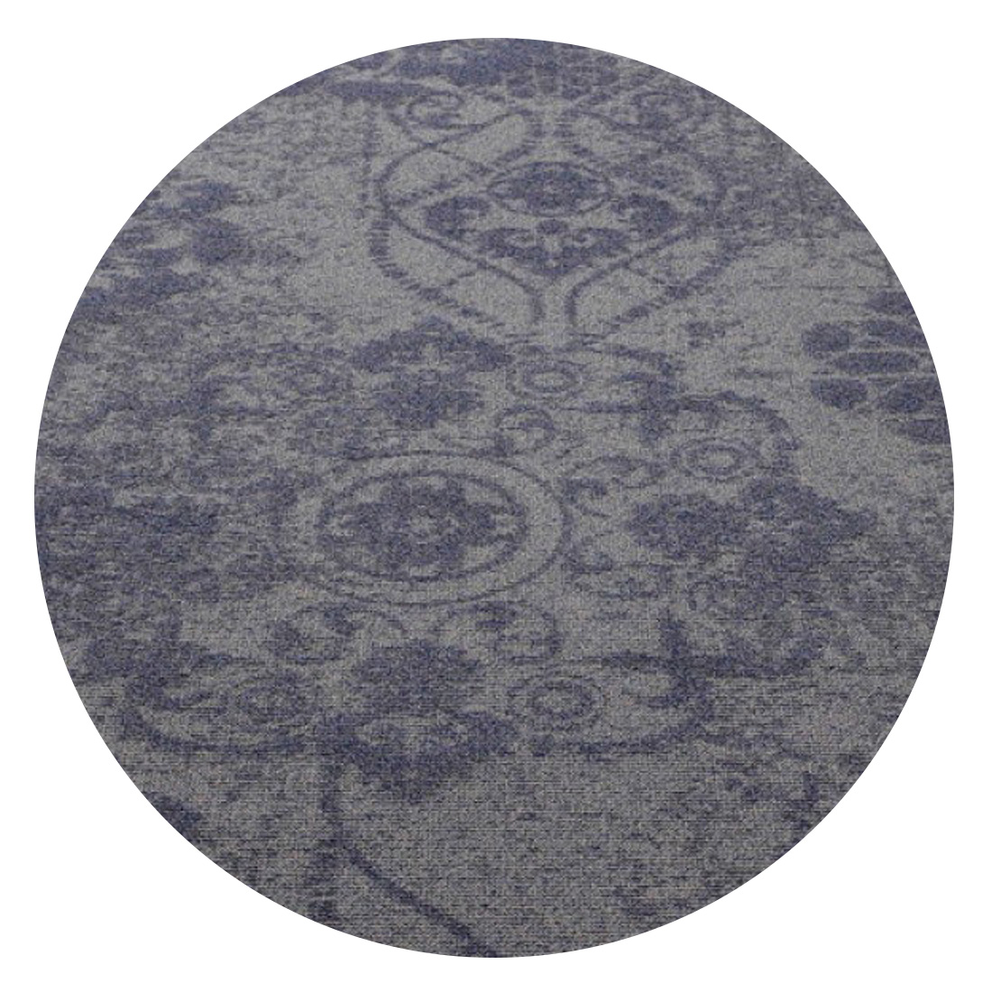 Rond Vintage Vloerkleed Desso Patterns AA17-8311