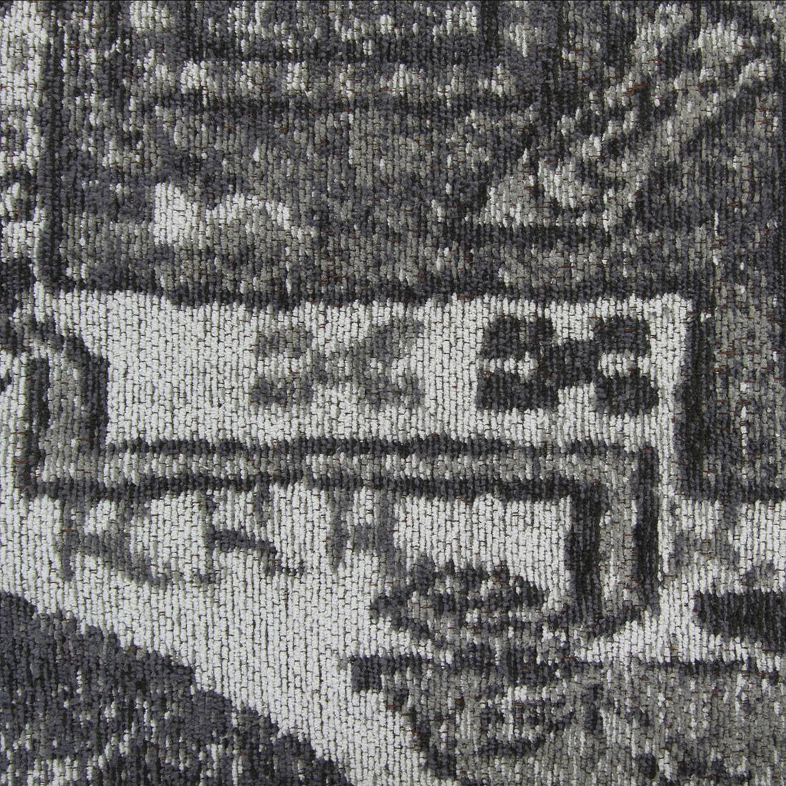 Vloerkleed Brinker Aura Ash Grey | 200 x 290 cm
