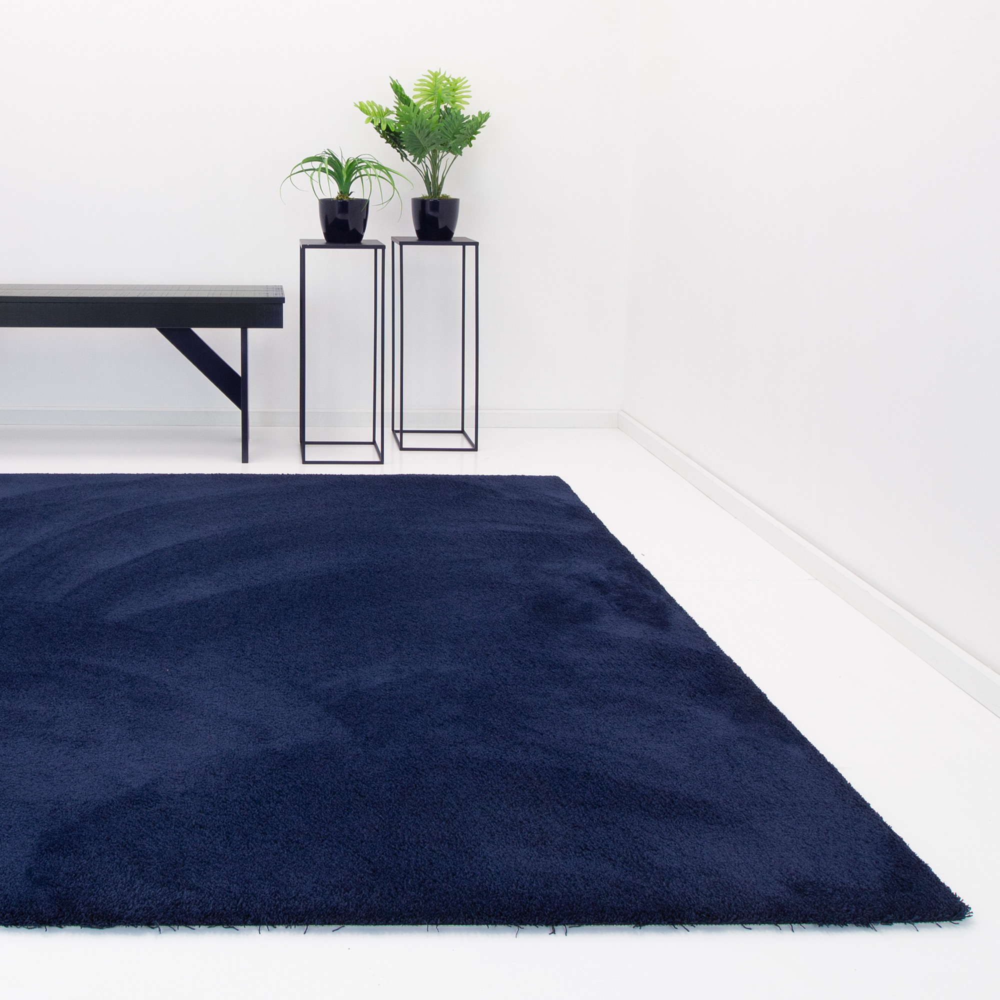 Vloerkleed Xilento Amazing Blue |  200 x 300 cm