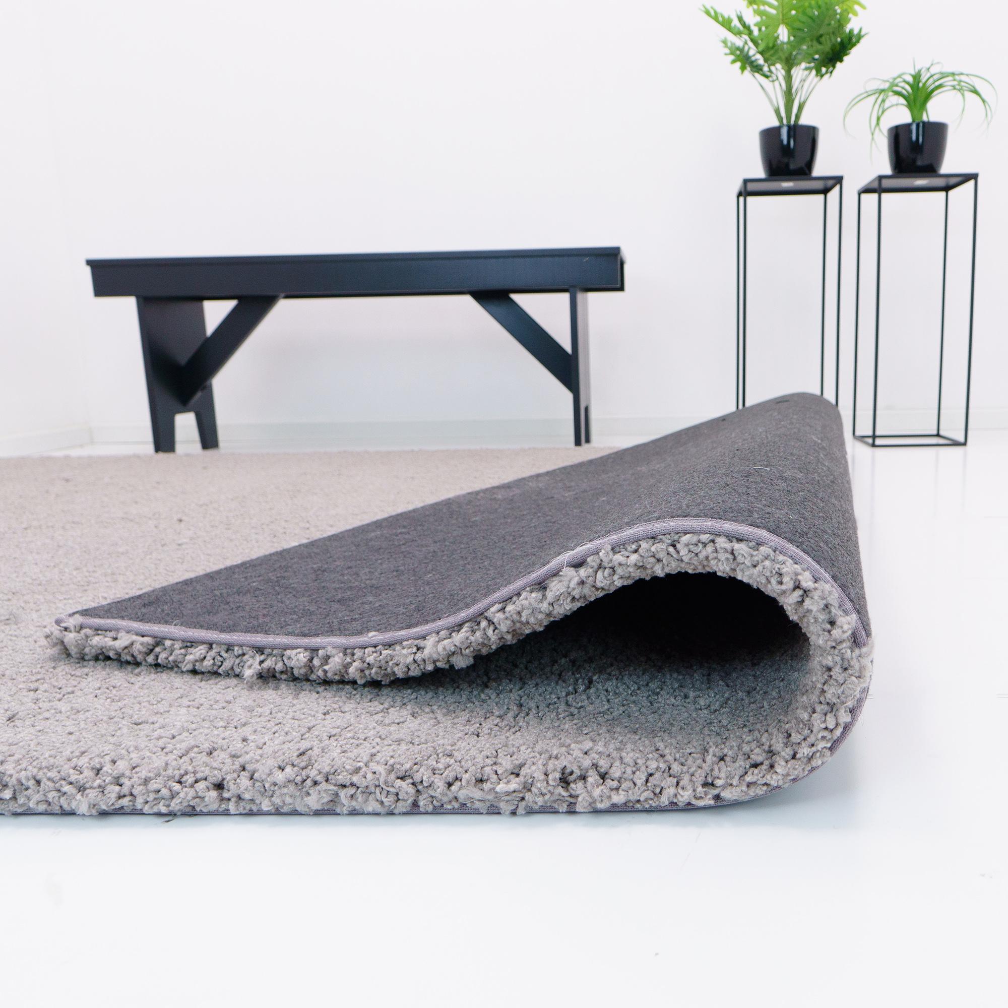 Vloerkleed Xilento Grandeur Grey | 240 x 340 cm