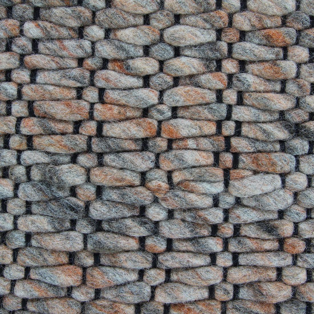 Vloerkleed Brinker Skana Rust | 170 x 230 cm