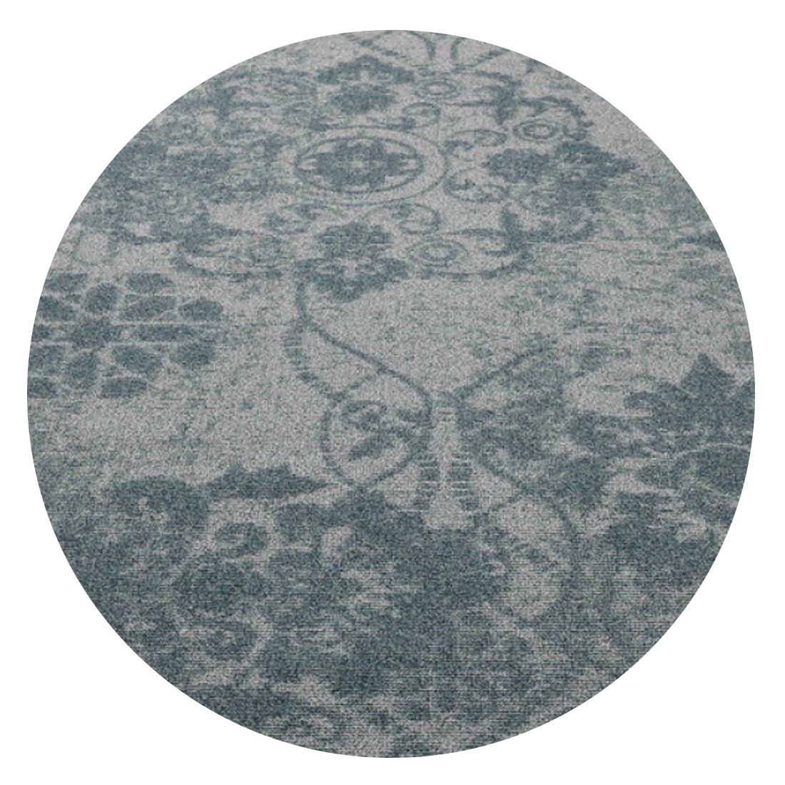 Rond Vintage Vloerkleed Desso Patterns AA17-8853