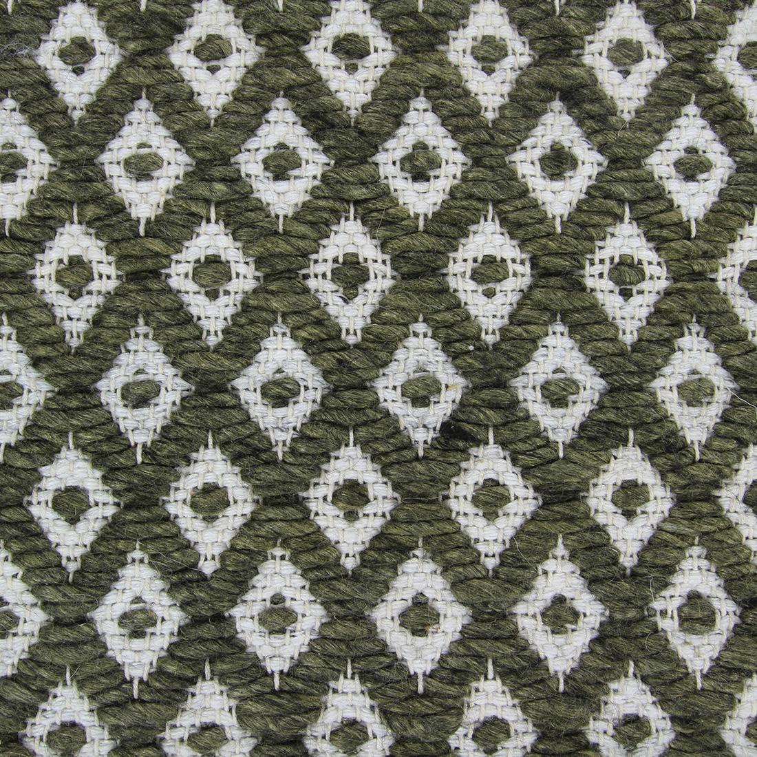 Vloerkleed Brinker Saint Army Green | 170 x 230 cm