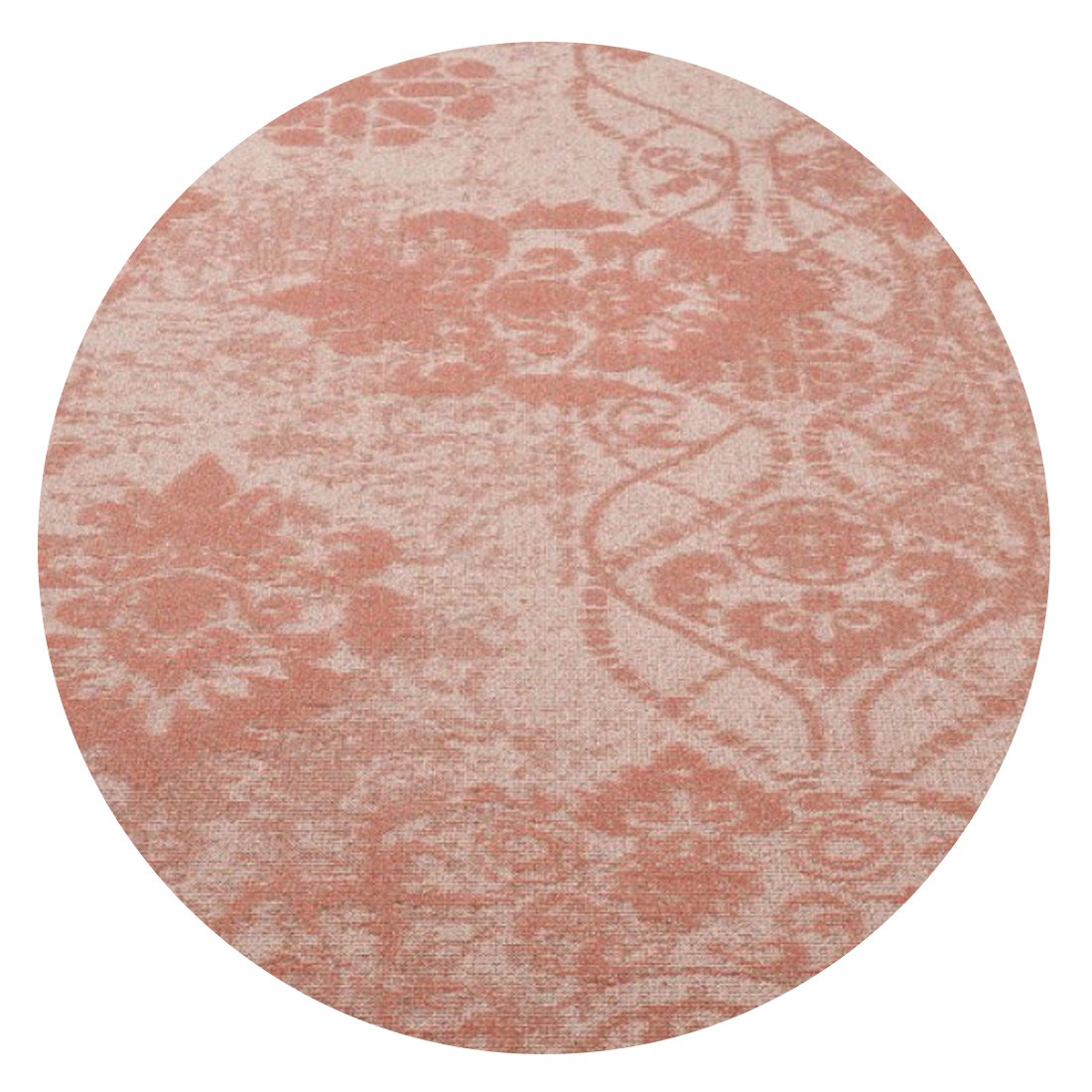 Rond Vintage Vloerkleed Desso Patterns AA17-4435