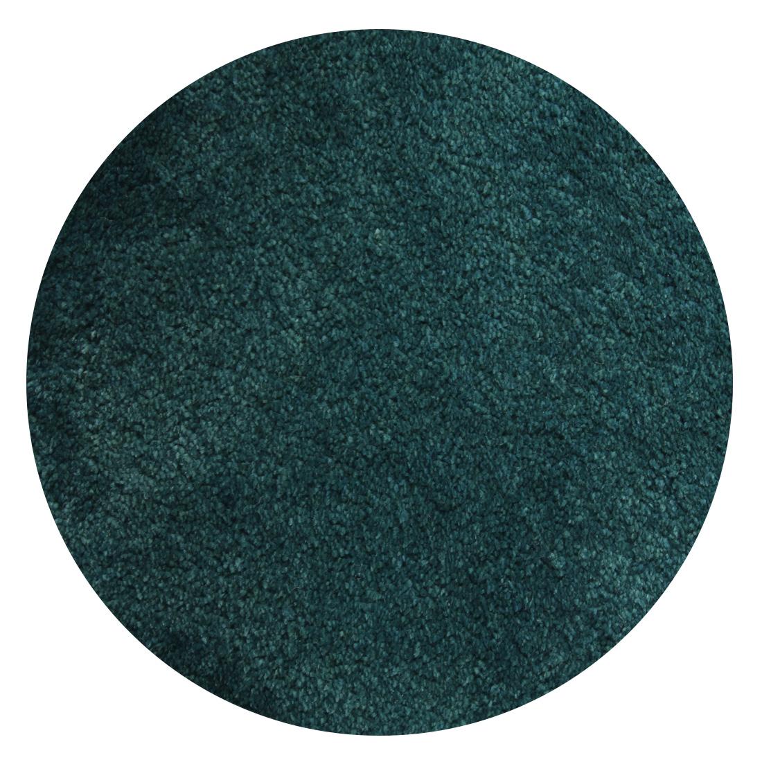 Rond Vloerkleed Xilento Touch Azure Green (extra zacht)
