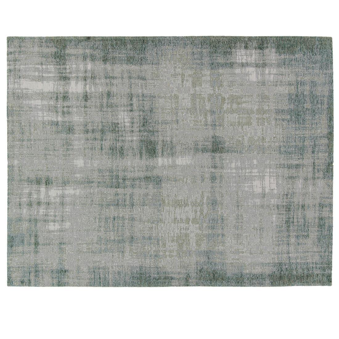 Vloerkleed Brinker Grunge Aqua | 200 x 300 cm